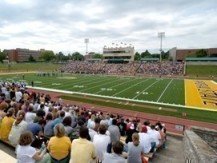 Welch Stadium on the campus of Emporia State University. (Photo courtesy of ESUHornets.com)